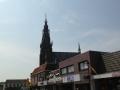 Kirchturm in Schagen