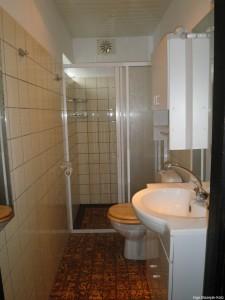 Badezimmer im Ferienhaus in Sint Maartenszee