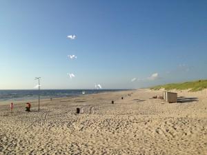 Strand in Sint Maartenszee