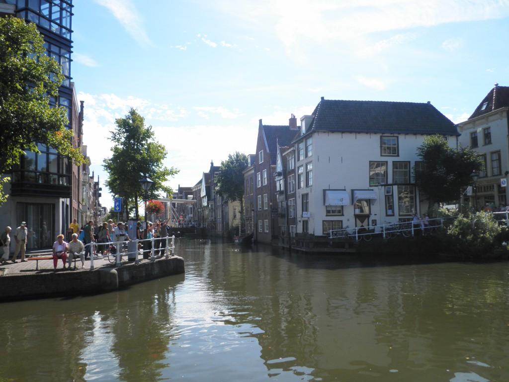 Grachten in Alkmaar